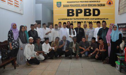 Mempererat Silaturahmi, Karyawan/ti BPBD Buka Bersama