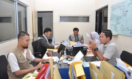 USAI BENCANA, BENGKULU SIAP BANGKIT BANGUN INFRASTRUKTUR  //Pusdalops BPBD Provinsi Bengkulu Siaga 24 Jam