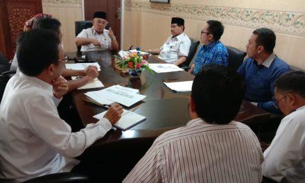 Lanjutan Rapat Evaluasi Pasca Bencana,  Dokumen Rehab Rekon Segera Rampung