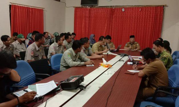 Kabupaten/Kota Dideadline Serahkan Data Kebutuhan Bencana 3 Juli