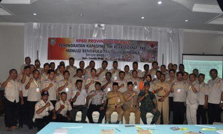 Pelatihan TRC BPBD Untuk Bengkulu Tangguh Bencana