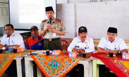 BPBD Provinsi Sosialisasi Sadar Bencana Di Kepahiang