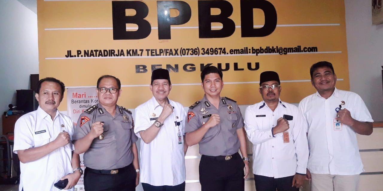 BPBD-Polda Segera Bentuk Kontingensi Kebencanaan