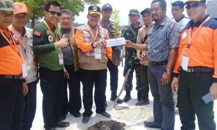 BPBD Provinsi Bengkulu Tanam Kalamansi di Bangka Belitung