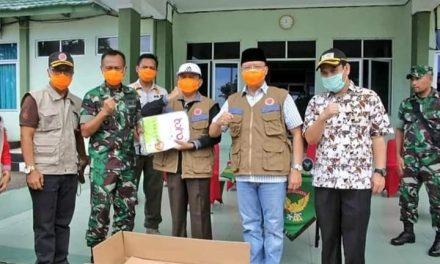Gubernur Bengkulu Terima 2000 APD Dari Mabes TNI