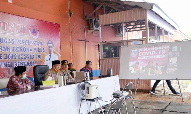 Selain Corona, Gubernur Imbau Kabupaten/Kota Tetap Waspada Bansor