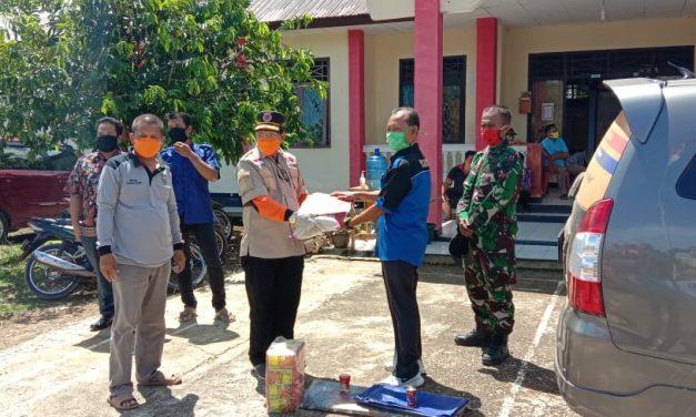 Sebanyak 10.000 Masker Dibagikan Di Bengkulu Utara