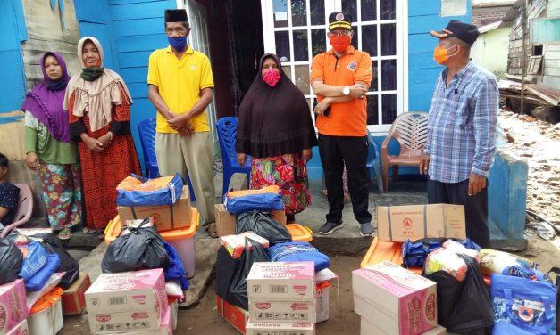 Pemprov Beri Bantuan Keluarga Nelayan Yang Hilang