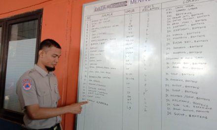Satu Jasad Korban Hilang Di Benteng Ditemukan
