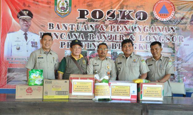 Yayasan Bu Tien Soeharto Serahkan Bantuan ke Bengkulu