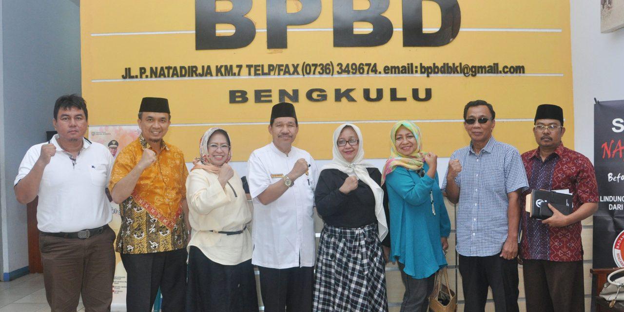 Masyarakat Bengkulu di Jakarta Koordinasi Bantuan ke BPBD
