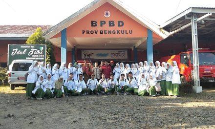 Belajar Kebencanaan, Mahasiswa UMB Kunjungi BPBD