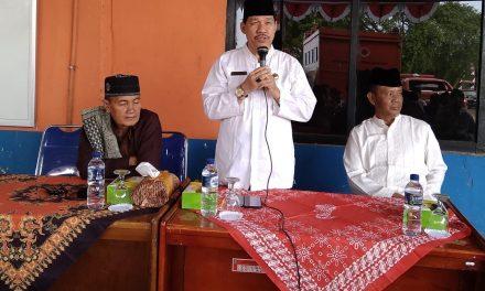 Tingkatkan Rasa Kekeluargaan, BPBD Provinsi Laksanakan Pengajian Bulanan