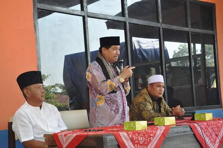 """BPBD Adakan Ceramah Agama """"Tahun Baru Islam Tingkatkan Ibadah"""""""