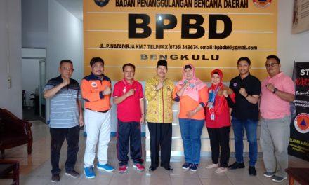 BNPB RI Monitoring Penggunaan DSP Pasca Bajir Longsor Bengkulu