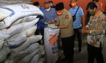 Pemprov Siapkan 100 Ton Beras Untuk Warga Terdampak Corona